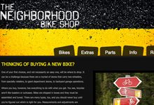 The Neighborhood Bike Shop