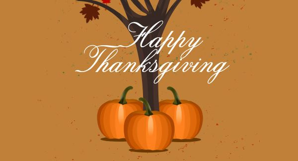 21 Thanksgiving Vector Graphics and Greeting Templates