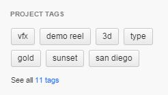 Behance Tags
